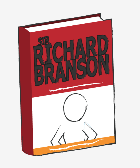 Branson's Notizbuch