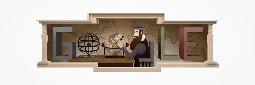 Gerardus Mercators Google