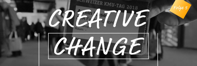 CreativeChange 2.0 #5: Entscheiden!