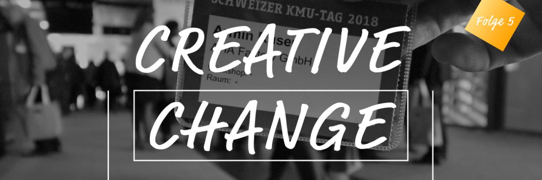 Creative Change 5